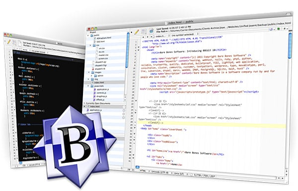 Bare Bones Software BBEdit 10