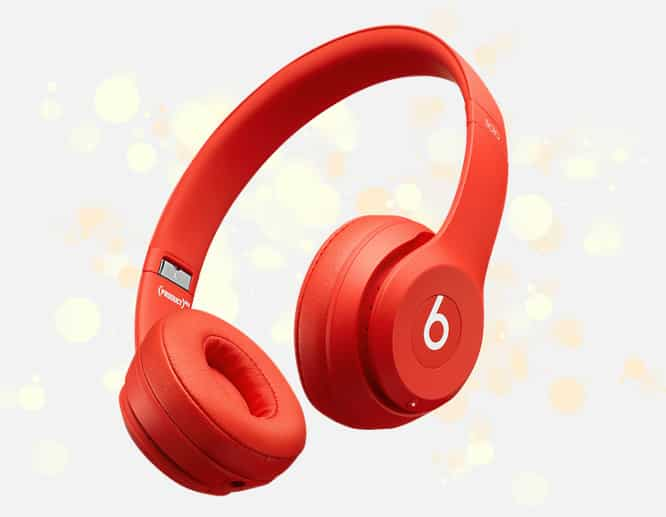 Apple giving away Beats Solo3 headphones with some purchases for Chinese New Year