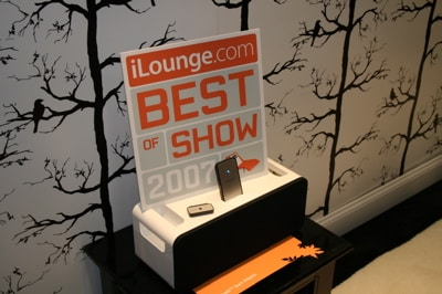 iLounge's Best of Show 2007 Awards: The Details