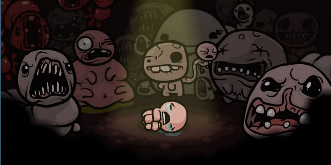 Indie game 'The Binding of Isaac: Rebirth' rejected by Apple over violence toward children