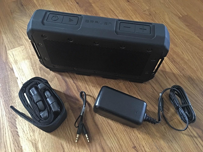 Review: Braven BRV-Blade Bluetooth Speaker
