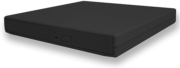 FastMac External Slimline USB 2.0 Blu-ray Optical Drive