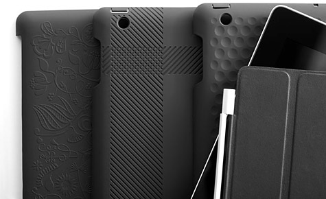 Bluelounge unveils Shell case for iPad 2