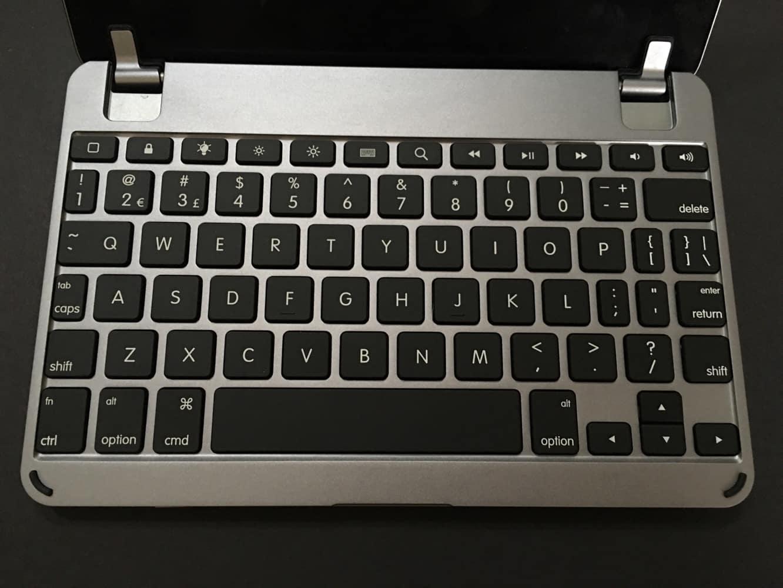 Review: Brydge BrydgeMini II Keyboard for iPad mini 4