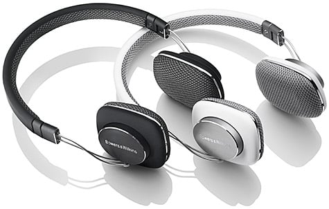 Bowers & Wilkins announces P3 Headphones