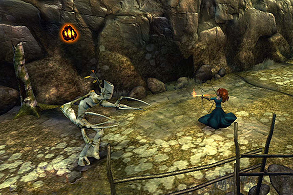 Disney Interactive Brave: The Video Game