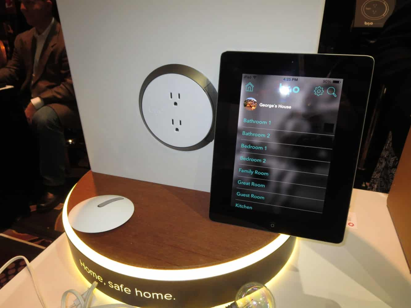 Brio, First Alert, Invoxia, Kwikset, Netatmo + Supertooth at CES Unveiled