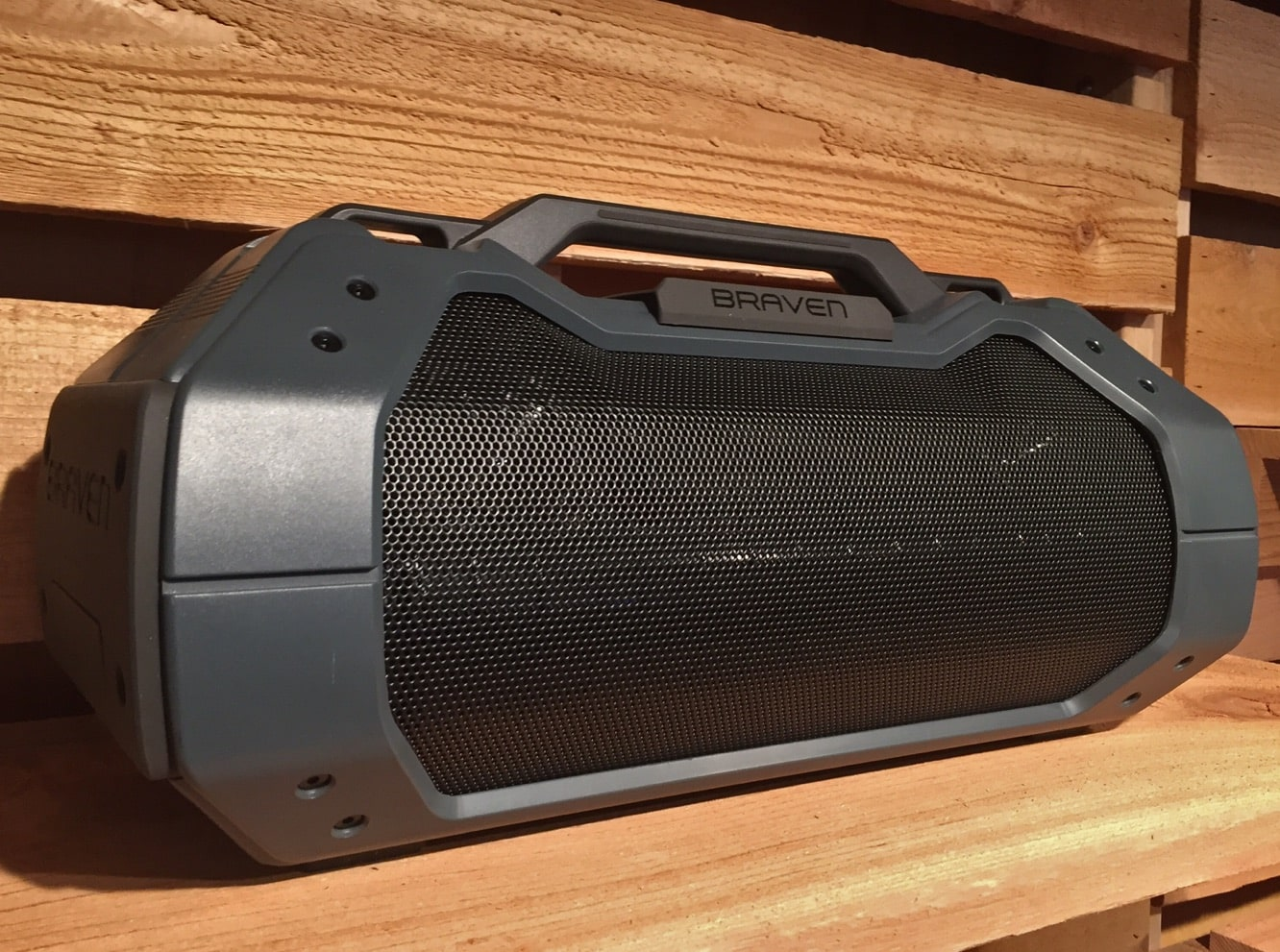 Braven intros new speakers at CES, including the BRV-XXL and BRV-BLADE LE