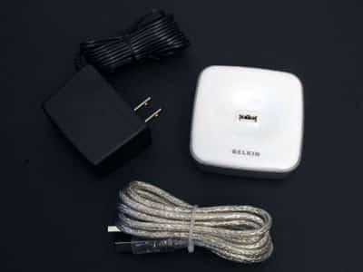 Review: Belkin Hi-Speed USB 2.0 4-Port Hub for iPod shuffle