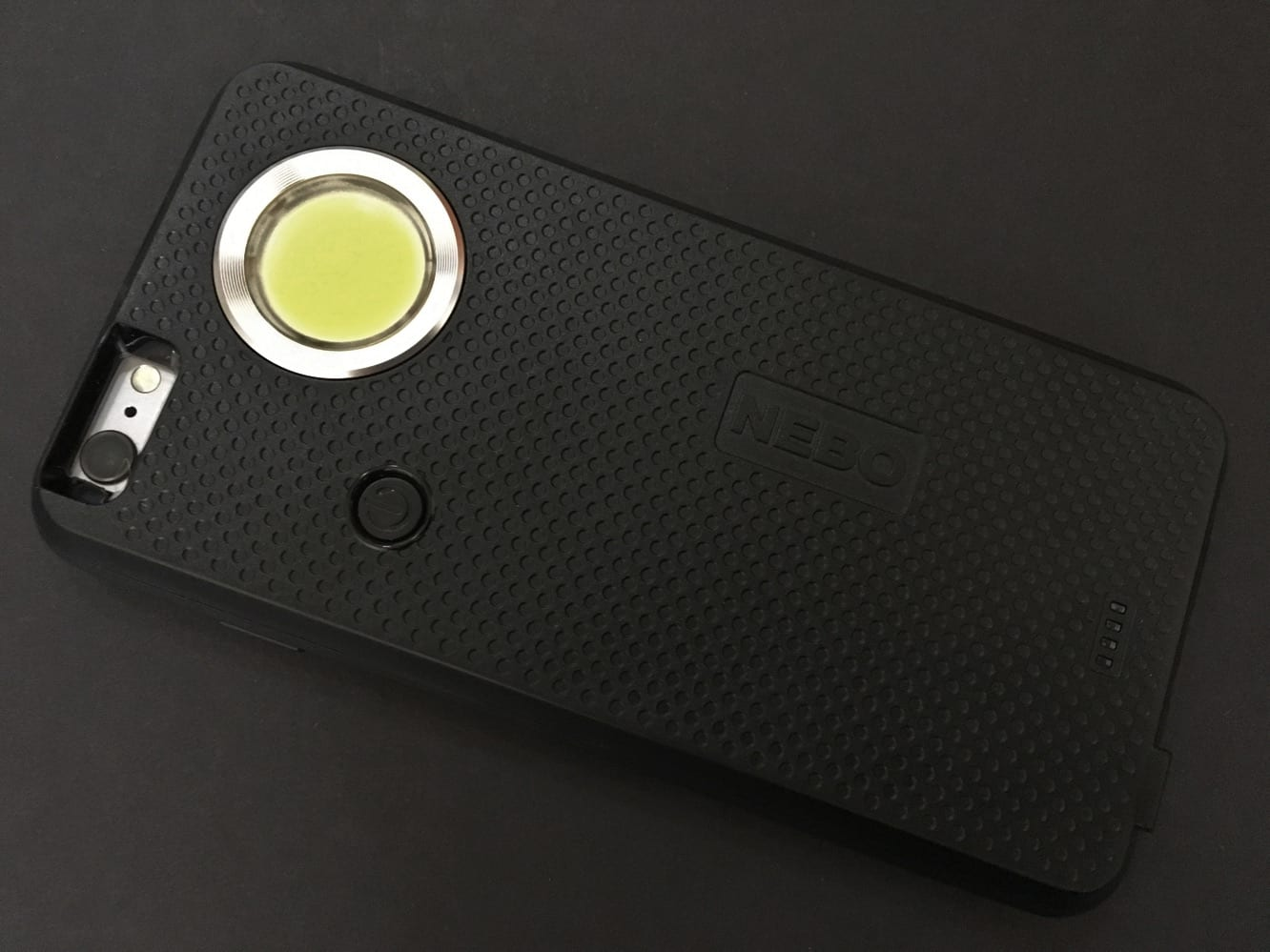 Review: NEBO CaseBrite for iPhone 6 Plus/6s Plus