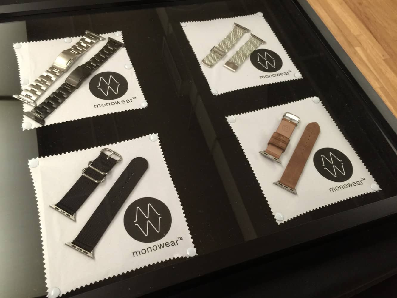CE Week 2015: IK Multimedia, Monowear's Apple Watch bands + More