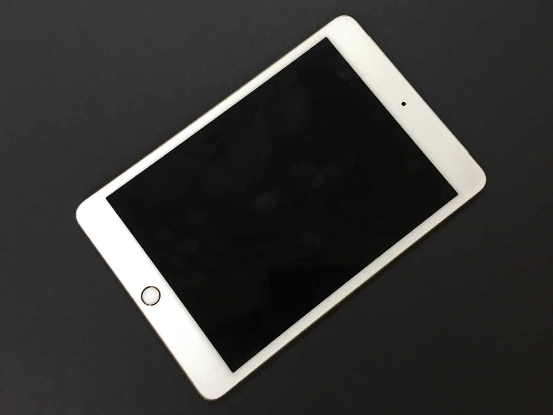 Review: Apple iPad mini 4