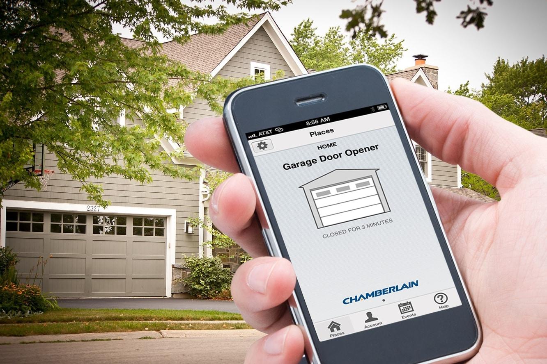 Chamberlain announces HomeKit support for MyQ garage door openers