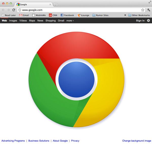 Google Chrome 14