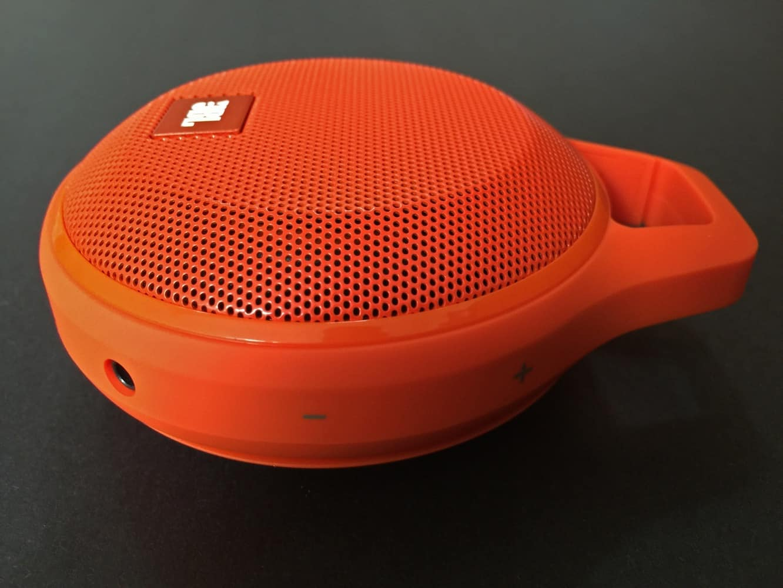 Review: JBL Clip+ Bluetooth Speaker