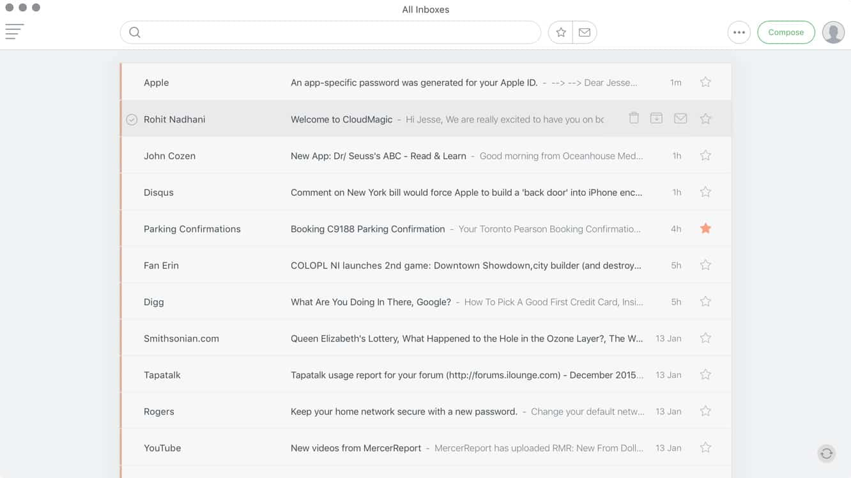 CloudMagic Inc. CloudMagic Email
