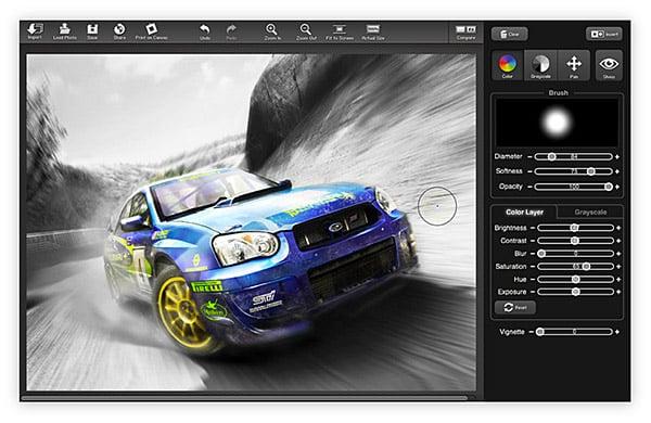 MacPhun Color Splash Studio