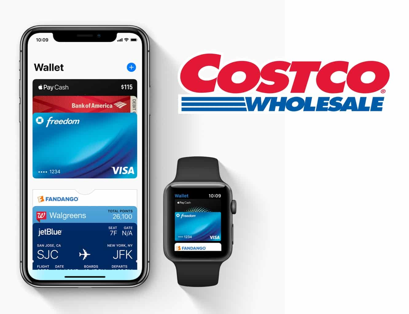 Costco now accepting Apple Pay at all U.S. Warehouse locations
