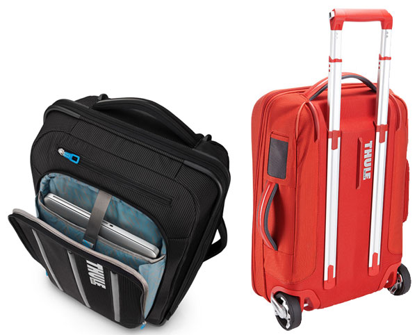 Thule Crossover 38L Rolling Carry-On Bag