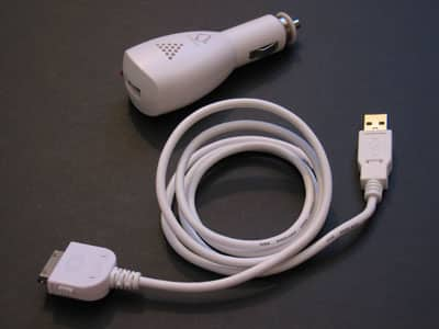 Review: Capdase USB Power DC Car Charger for iPod shuffle and Other iPod