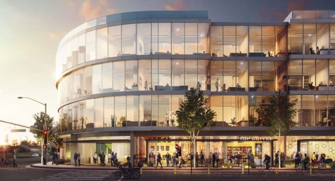 Apple leasing 200,000 square feet of space in Culver City
