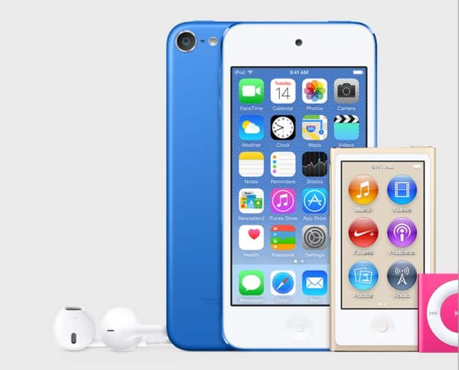New iPods coming July 14?
