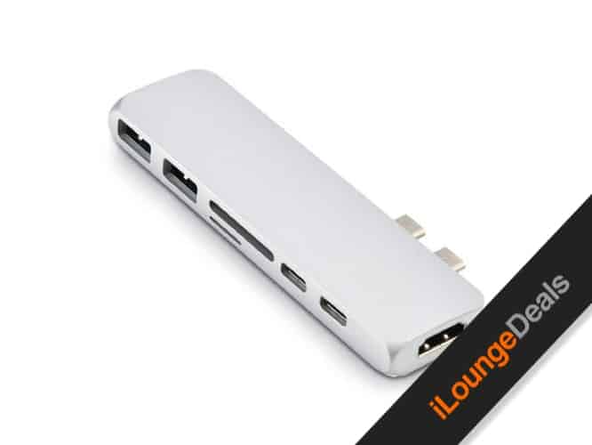 Daily Deal: 7-In-1 USB C Hub For MacBook Pro