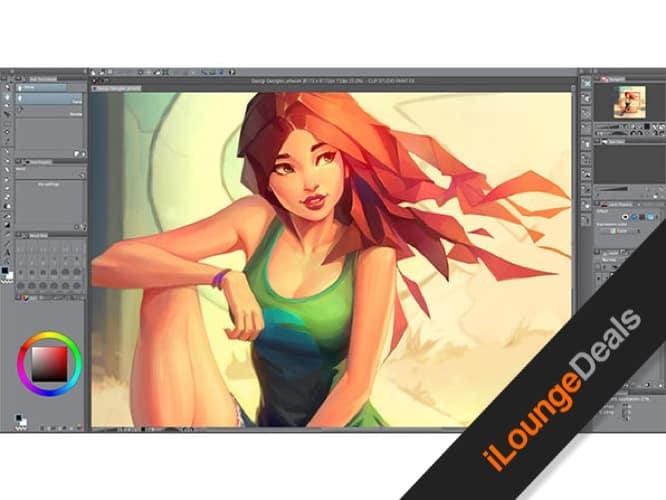 Daily Deal: Clip Studio Paint Pro