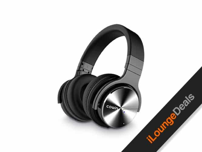 Daily Deal: Cowin E7 Pro Noise Cancelling Over-Ear Wireless Headphones