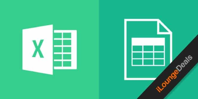 Daily Deal: The Excel & Google Sheets Mastery Bundle