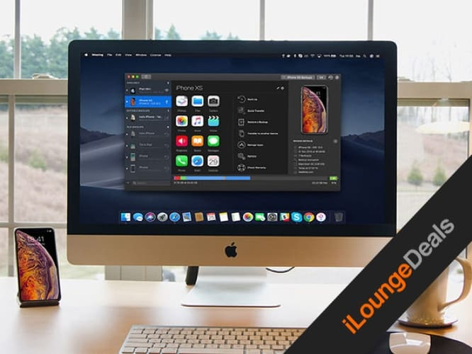 Daily Deal: iMazing 2: Universal License for Mac & Windows