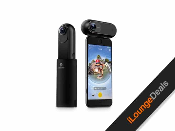 Daily Deal: Insta360 ONE 4K Action Camera