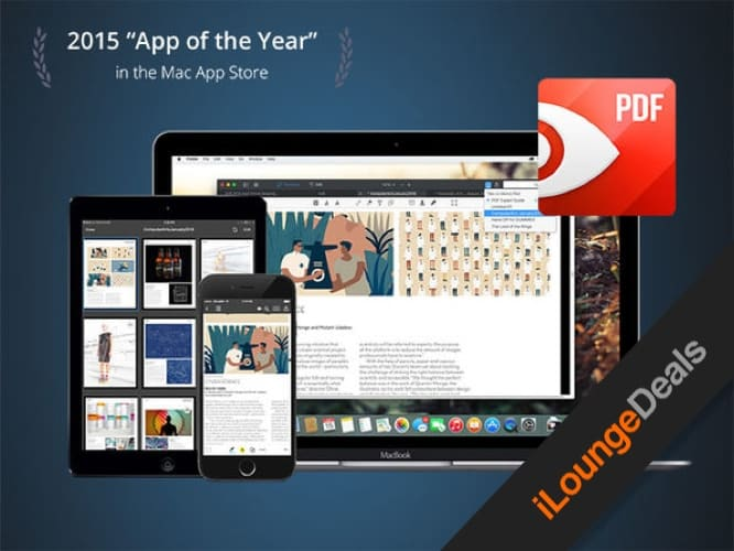 Daily Deal: PDF Expert for Mac
