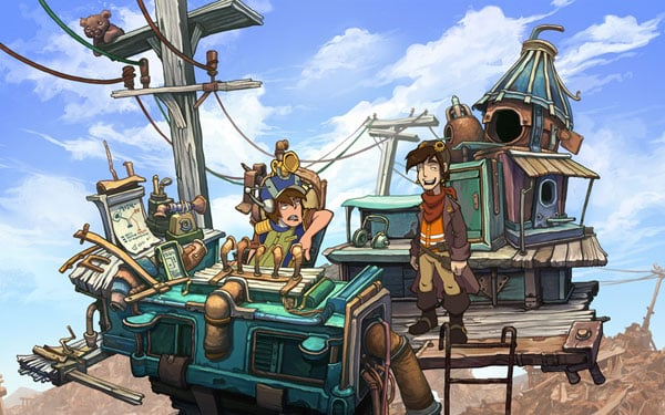 Daedalic Entertainment Deponia