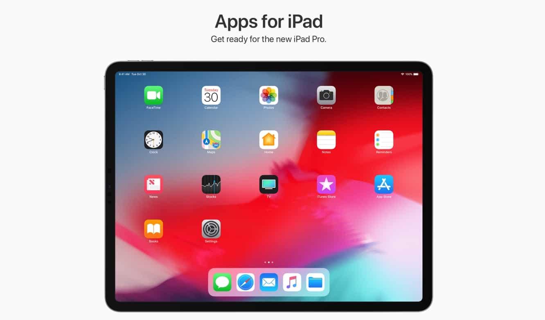 Apple posts Developer Guidelines for new iPad Pro models