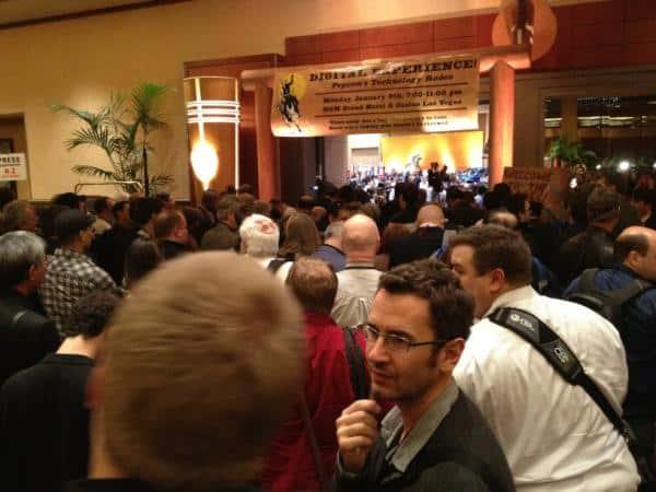 2012 CES Digital Experience: Tweet-Sized News