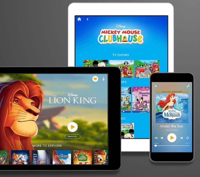 DisneyLife subscription-based app launches in the U.K.