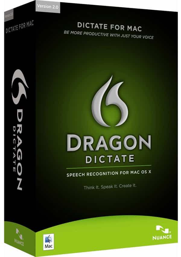 Nuance Dragon Dictate