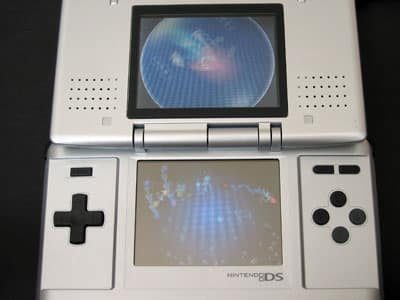 Backstage: Nintendo DS as iPod games inspiration?