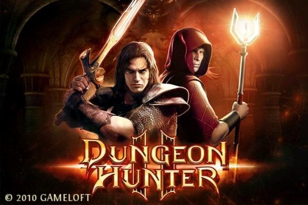 iPhone + iPad Gems: Dungeon Hunter 2 + Eternal Legacy