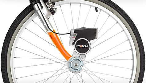Ecoxgear rolls out Ecoxpower bicycle charger for iPhone, iPod
