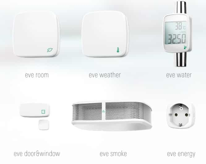 Elgato debuts Eve home sensor product line
