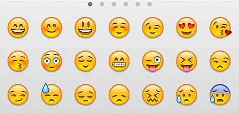 Turning on the Emoji keyboard in iOS 5