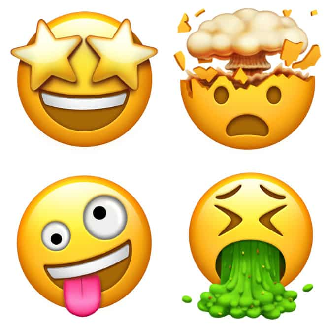Apple showcases new emoji headed to iOS, watchOS, macOS later this year