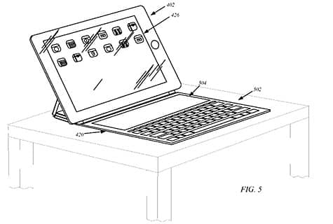 Apple patent points to advanced Smart Cover
