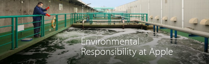 Apple releases its 2015 Environmental Responsibility Report