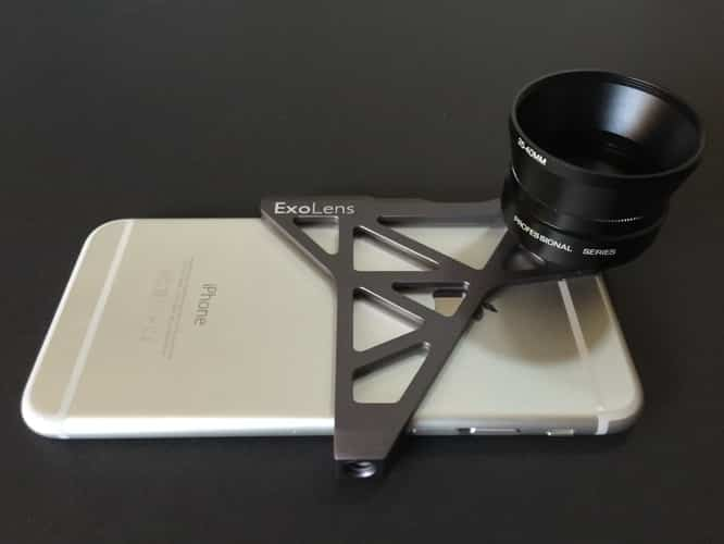 Review: ExoLens Professional Photography System for iPhone 6