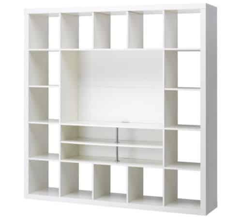 Ikea Expedit TV Storage Unit