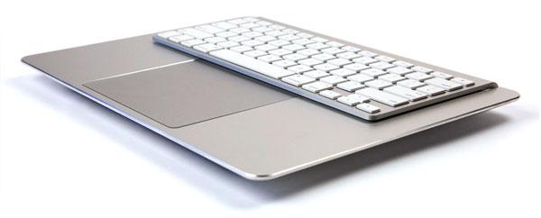 BulletTrain Aluminum eXpress Keyboard Platform