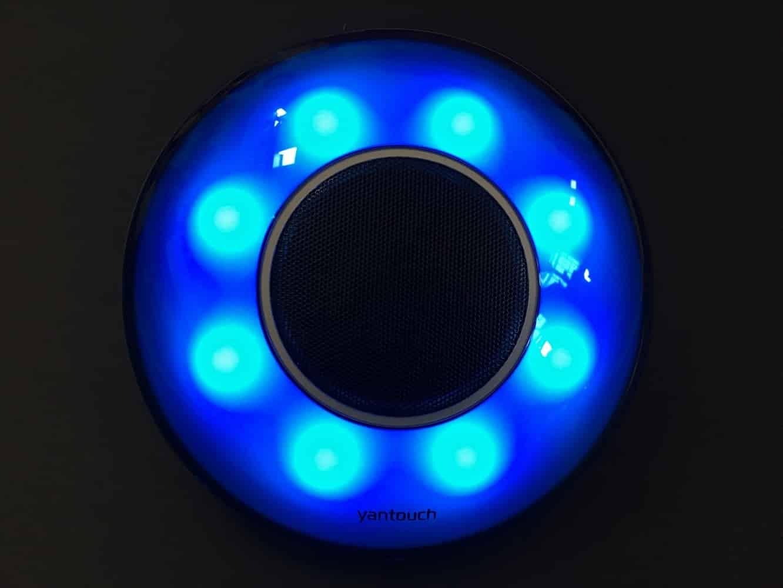 Review: Yantouch EyE Portable Wireless Speaker
